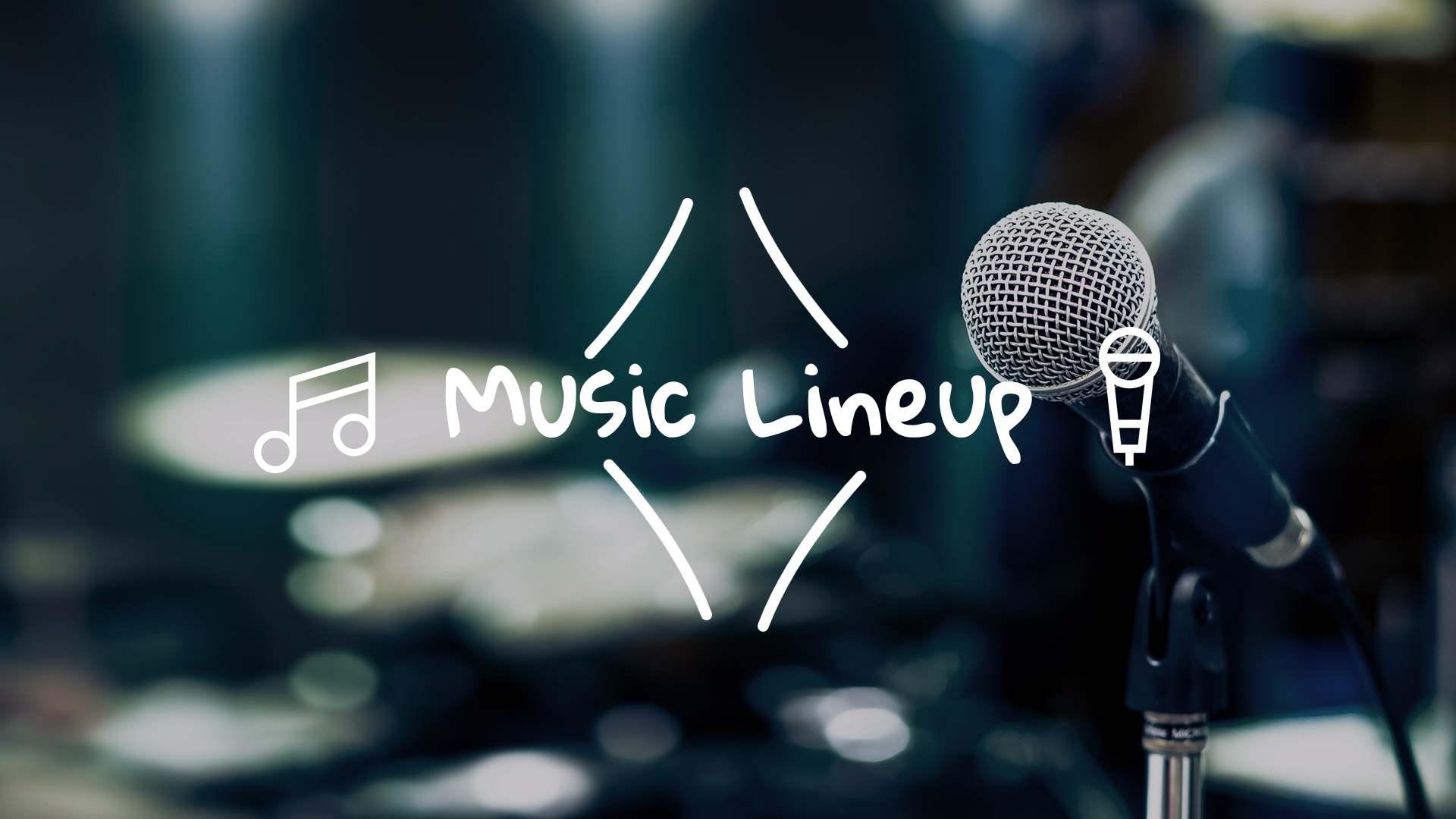 musiclineup